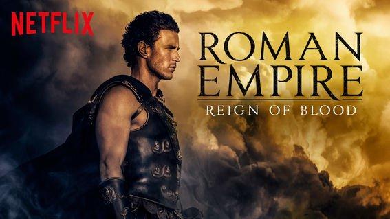 roman empire netflix - 567×319